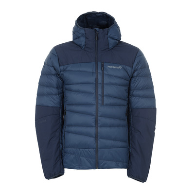 NORRONA - Jacket - Men's - FALKETIND DOWN indigo night