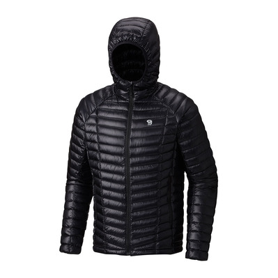 MOUNTAIN HARDWEAR - GHOST WHISPERER - Doudoune Homme black