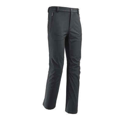 LAFUMA - ACCESS SOFTSHELL - Pants - Men's - black