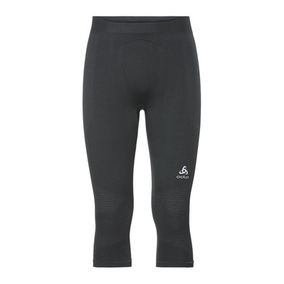 ODLO - PERFORMANCE WARM - Piratas hombre black/odlo concrete grey