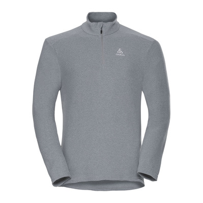 ODLO - BERNINA - Sweat Homme grey melange