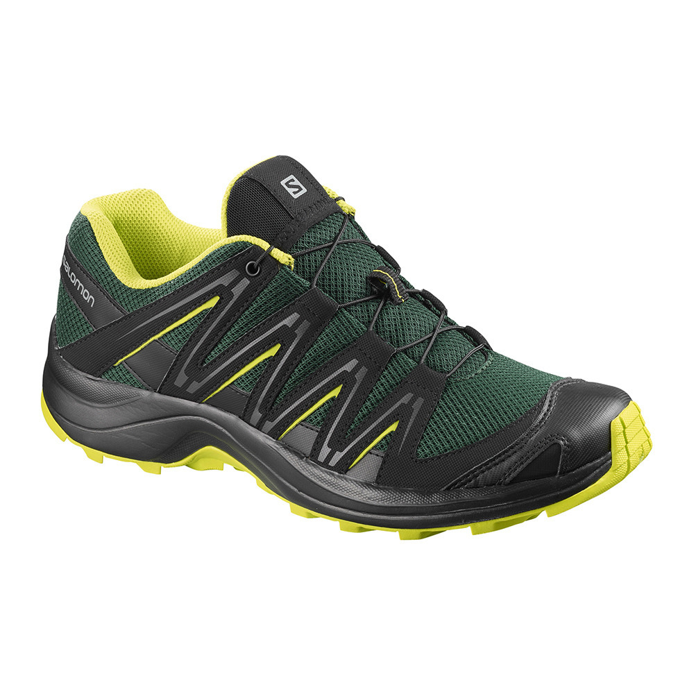 SALOMON Zapatillas de trail hombre XA BALDWIN rainforest ...