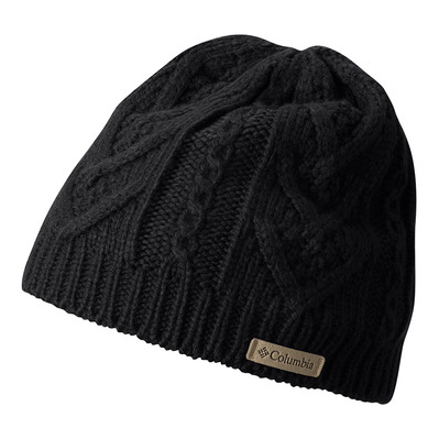 COLUMBIA - Beanie - PARALLEL PEAK II black