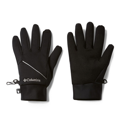 COLUMBIA - TRAIL SUMMIT II - Guantes hombre black
