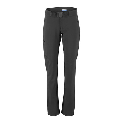 COLUMBIA - ADVENTURE HIKING - Pantaloni Donna black