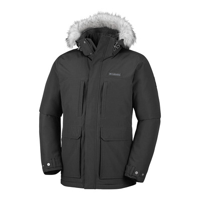 COLUMBIA - MARQUAM PEAK - Giacca Uomo black
