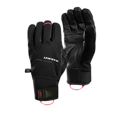 MAMMUT - ASTRO GUIDE - Gloves - black