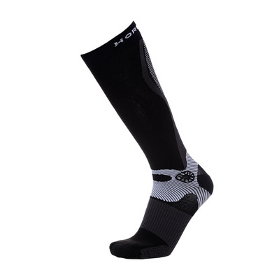 HORSE PILOT - WINTER COMPRESSION - Socks - black
