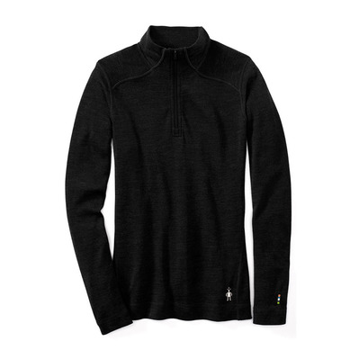SMARTWOOL - MERINO 250 ZIP - Baselayer Frauen black