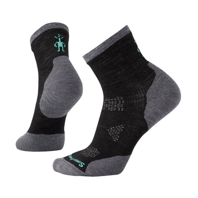 SMARTWOOL - PHD RUN COLD WEATHER - Chaussettes Femme black