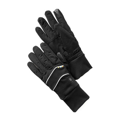 SMARTWOOL - PHD TRAINING - Gloves - black