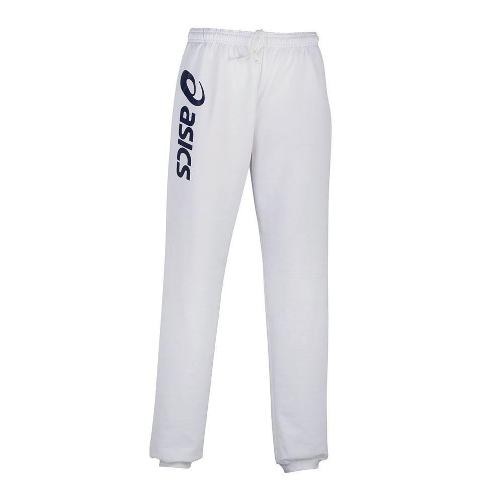 ASICS Pantalon de jogging femme SIGMA white/navy - Private Sport Shop