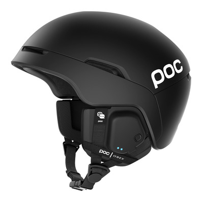 POC - OBEX SPIN COMMUNICATION - Casco de esquí uranium black