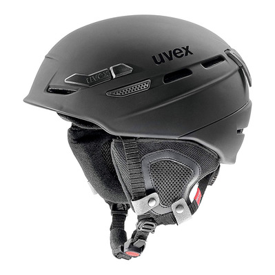 UVEX - P.8000 TOUR - Casque ski black mat