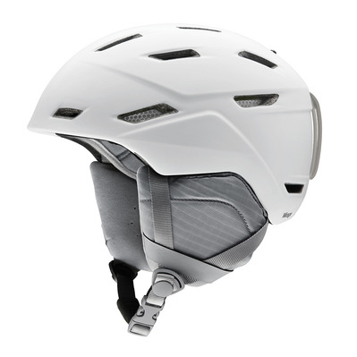 SMITH - MIRAGE - Casque ski matte white