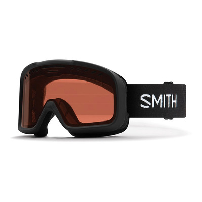 SMITH - PROJECT - Masque ski black/rc36 rose
