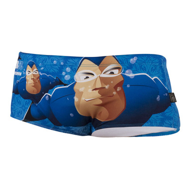 Z3ROD - TRUNKS - Swimming Trunks - Men's - ravenman atoll