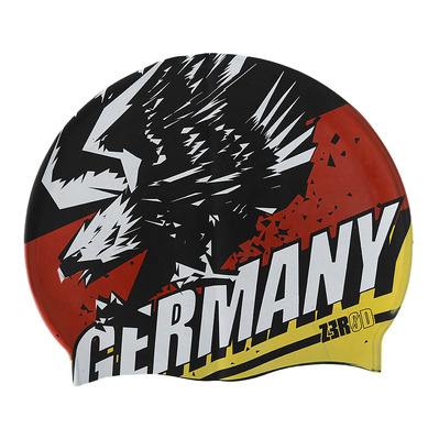 Z3ROD - NATIONAL PRIDE - Gorro de natación germany