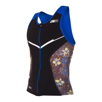 Z3ROD - RACER - Tank Top Triathlon Frauen kona