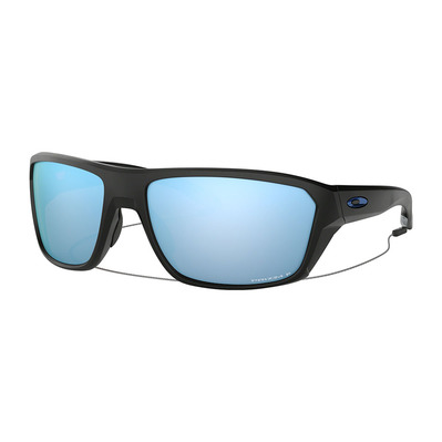 OAKLEY - SPLIT SHOT - Occhiali da sole polarizzati matte black/prizm deep water