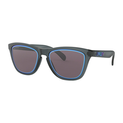 OAKLEY - FROGSKINS - Sunglasses - matt crystal black/prizm grey