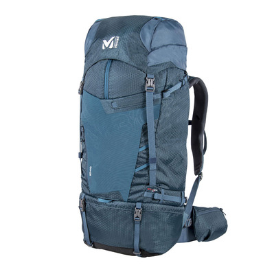 MILLET - UBIC 60+10L - Sac à dos orion blue/emerald