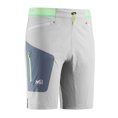 MILLET - LTK SPEED - Short Homme high rise/orion blue