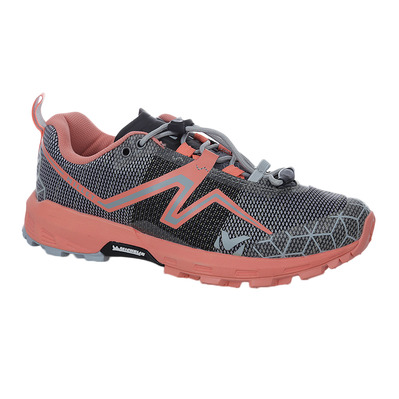 MILLET - LIGHT RUSH - Chaussures trail Femme pop coral