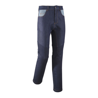 MILLET - ROCAS DENIM - Pants - Men's - dark denim
