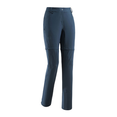 MILLET - TREKKER STRETCH ZIP-OFF - Pantalon convertible Femme orion blue