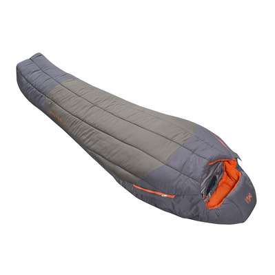 MILLET - SYNTEK +5° - Sleeping Bag - urban chic/vermillon