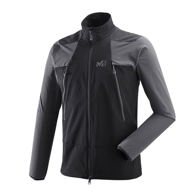 MILLET - K ABSOLUTE XCS - Jacket - Men's - black/tarmac