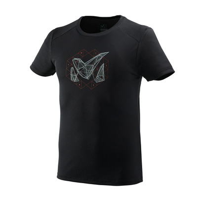 MILLET - SS Jersey - Men's - LOGO 2 black