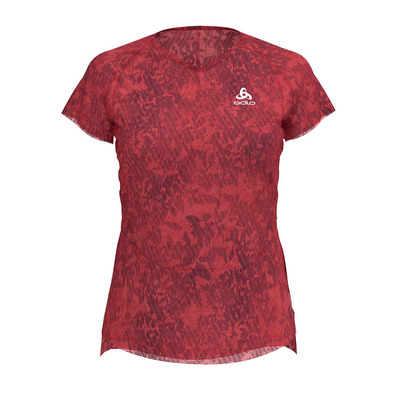 ODLO - CERAMICOOL BLACKCOMB - Jersey - Women's - chrysanthemum