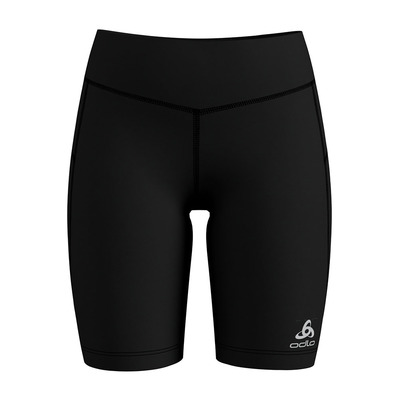 ODLO - SMOOTH SOFT - Mallas cortas mujer black