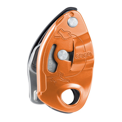 PETZL - GRIGRI - Système d'assurage orange