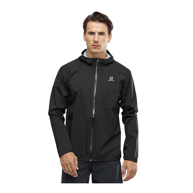 SALOMON - BONATTI WP - Jacket - Men's - black