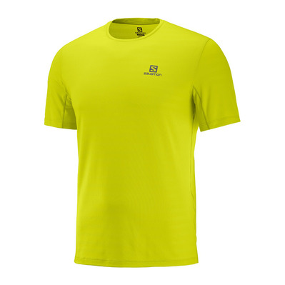 SALOMON - XA - Jersey - Men's - citronella