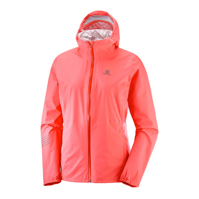 SALOMON - LIGHTNING WP - Jacket - Women's - dubarry