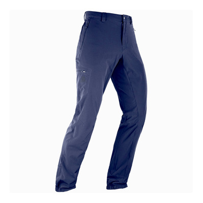 SALOMON - WAYFARER ALPINE - Pantaloni Uomo night sky