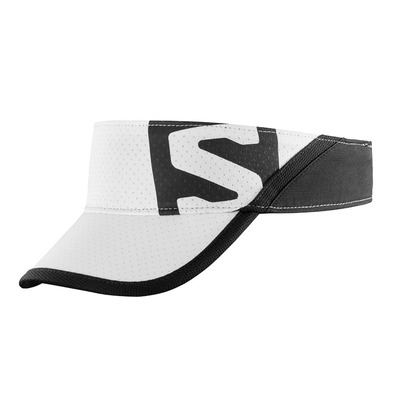 SALOMON - XA - Visière white/black