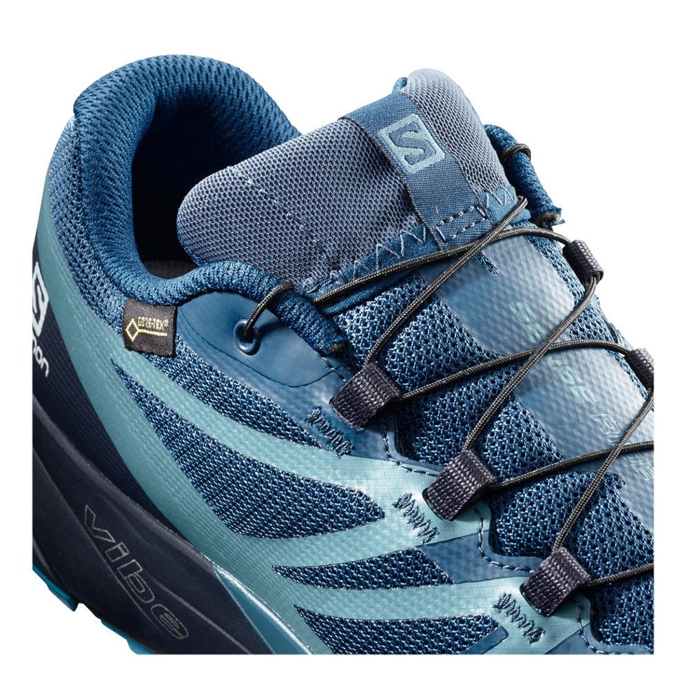 Salomon SENSE RIDE 2 INVISIBLE FIT GTX Chaussures trail