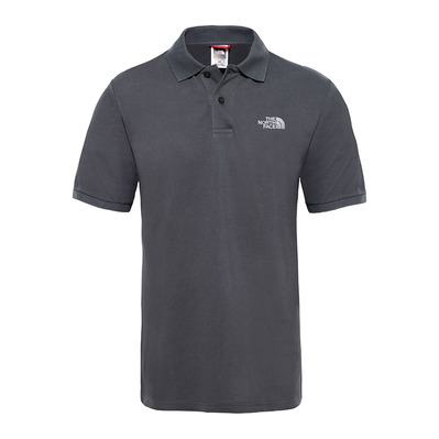 THE NORTH FACE - PIQUET - Polo Uomo asphalt grey