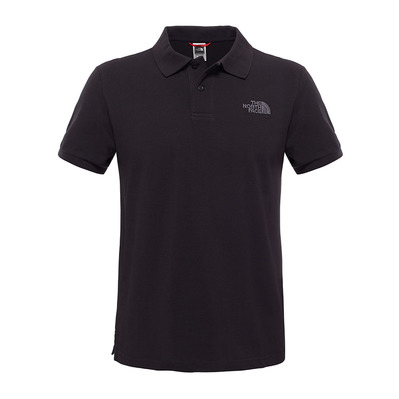 THE NORTH FACE - PIQUET - Polo hombre tnf black