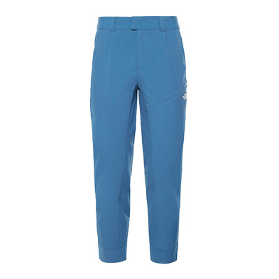 THE NORTH FACE - INLUX - Pantaloni corti Donna blue wing teal