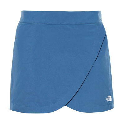 THE NORTH FACE - INLUX - Jupe-short Femme blue wing teal