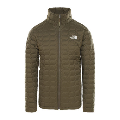 THE NORTH FACE - THERMOBALL - Down Jacket - Men's - new taupe green matte