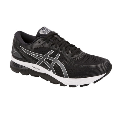 ASICS - GEL-NIMBUS 21 - Running Shoes - Men's - black/dark grey