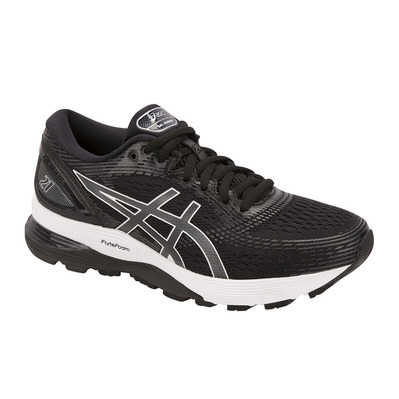 ASICS - GEL-NIMBUS 21 - Running Shoes - Women's - black/dark grey