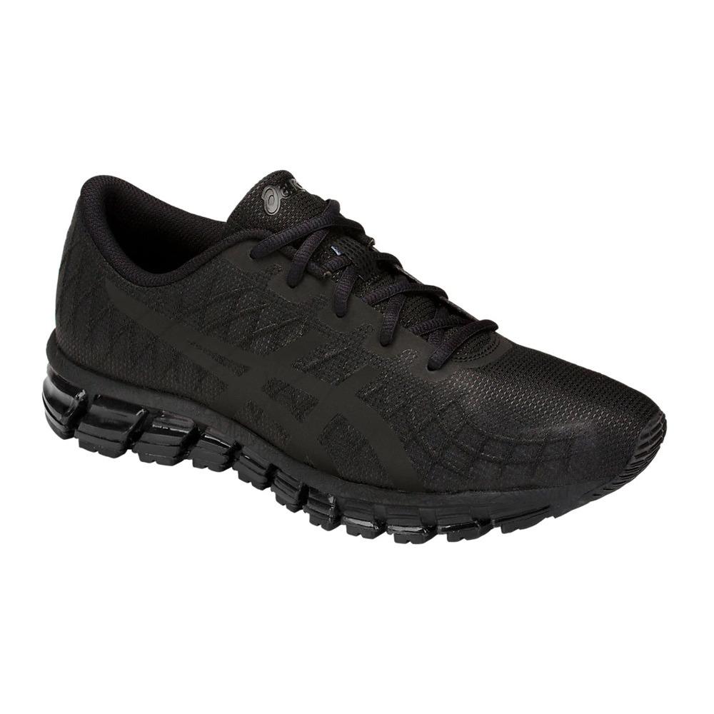 Asics GEL-QUANTUM 180 4 - Chaussures running Homme black/black ...